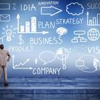 Business intelligence wall