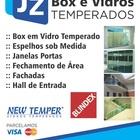 Jz Box e Vidros Temperados