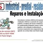 Instalações Elétricas em Ca...