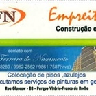 Efn Empreiteira