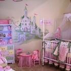 Quarto bebe decoracao princesas imagens