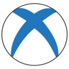 Logo bola quadrado