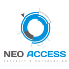 Identidade visual neo access