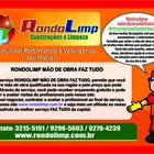 Rondo Limp - Reformas e Rep...