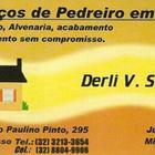 Derli Vicente - Pedreiro