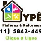 Logo empresa de pintura