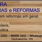 Oliveira Obras Reformas
