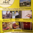 J&G Reformas e Pinturas