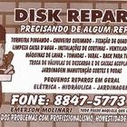Disk Reparos