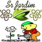 Logo sr. jardim e jardineiro 1