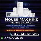 House Machine Refrigeração ...