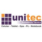 Unitec logo face