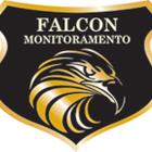 Logotipo falcon monitoramento pequeno