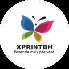 Logo xprintbh redonda