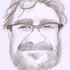 Moacir(cara) caricatura mini