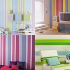 Pinturas em paredes listradas 10