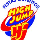 High jump logo