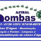 Astral bombas