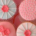 Cupcakes decorados com pasta americana 2