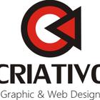 Logo marca criativo.