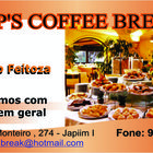 Cartao de visita top coffee