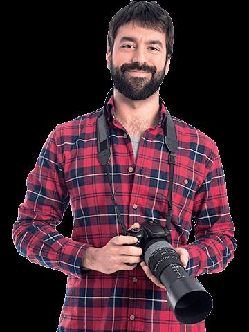 Fotógrafos para Book