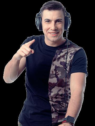 DJ's para tocar Eletrônica
